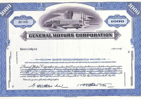 Difference between share certificate and share warrant for Ford motor company human resources phone number