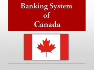 Banking System of Canada Slide1