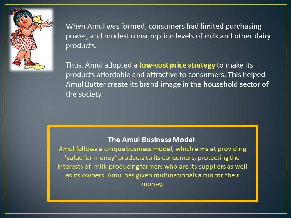 Amul Project Targeting