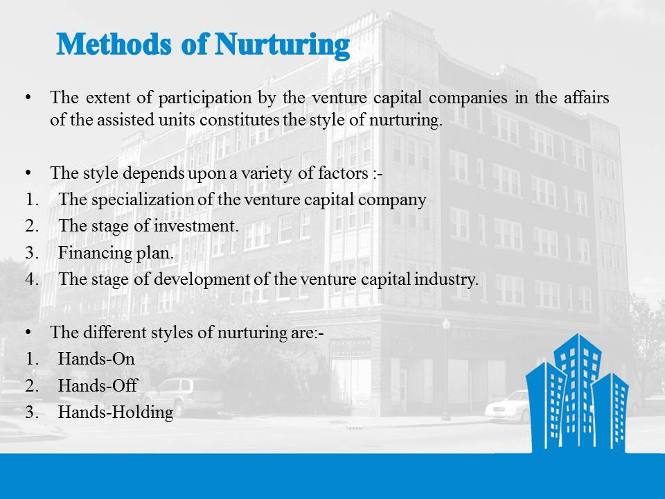 Methods of Nurturing