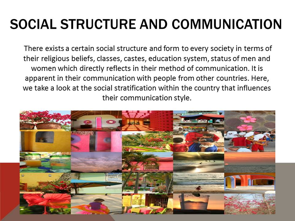 mexico Social Structure