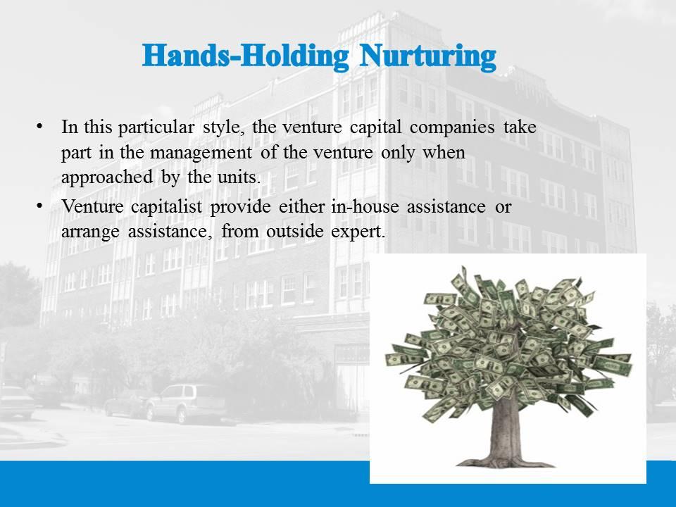 Hands holding Nurturing