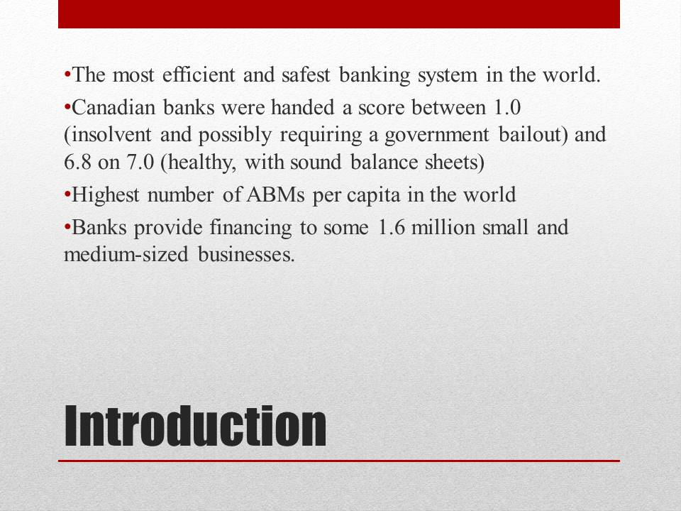 e-banking project introduction