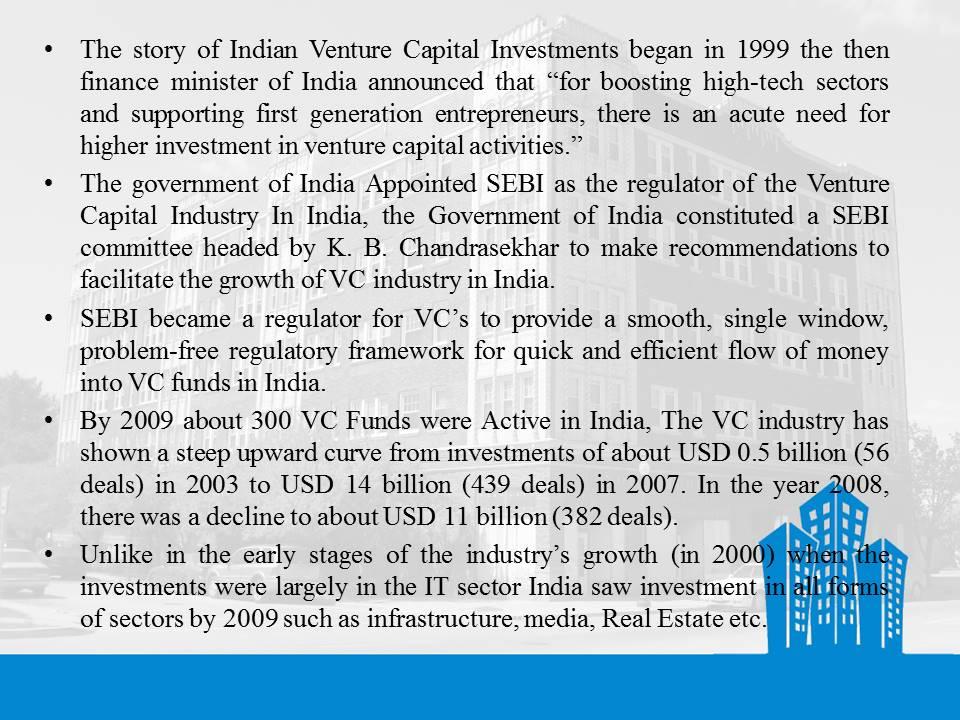 Indian Venture Capital