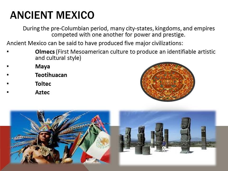 Ancient History mexico