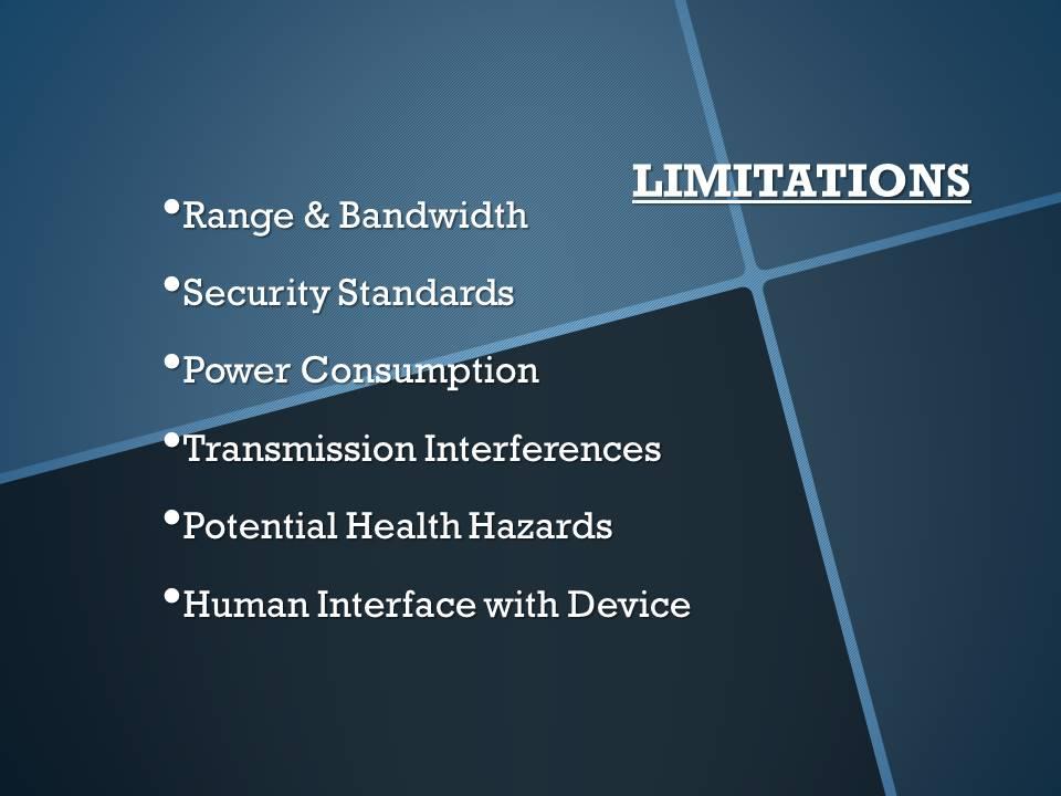 Mobile Computing Limitations