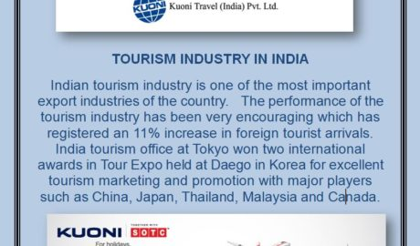 Tourism Marketing 7P`s of SOTC