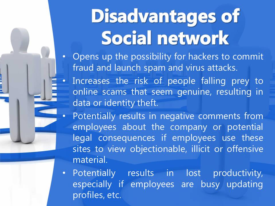advantages and disadvantages of social networking essay spm Now let's mention disadvantages of the internet and web-technologies firstly, many people nowadays become addicted and can't survive for more than an hour without computer or smartphone they need to publish their photos in social networks, chat with 7 people in one moment and read new posts in their favourite online communities.