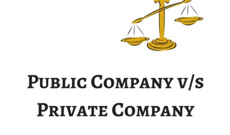 difference between Public company and private company