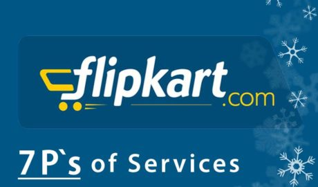 Flipkart 7p`s of Services Project