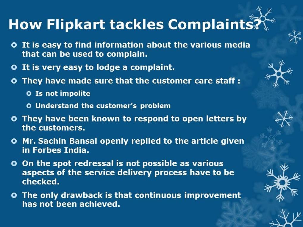 Flipkart process