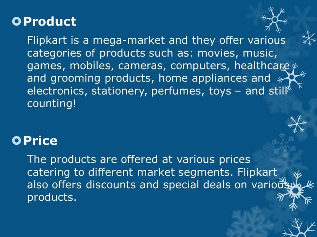 Flipkart Product