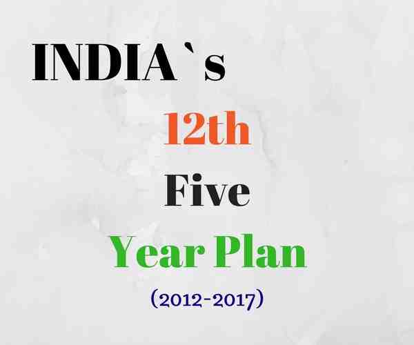 objectives and strategies of planning in india