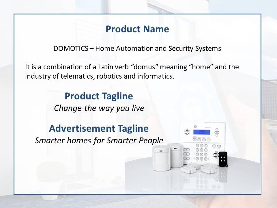 Imaginary Home Automation company
