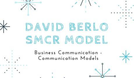David Berlo SMCR Model