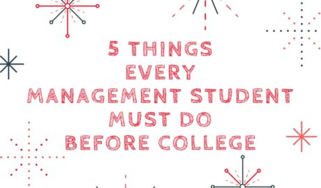Things management students must do before college